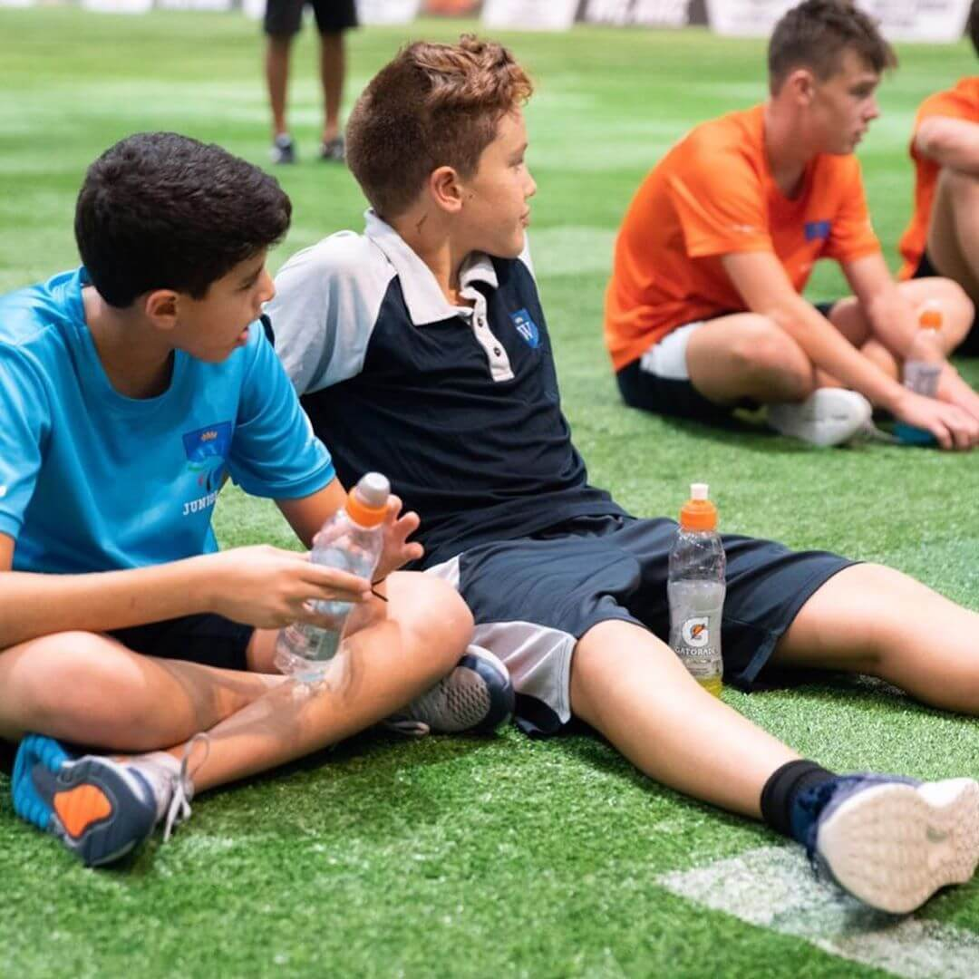 Youth Training Camps with Gatorade